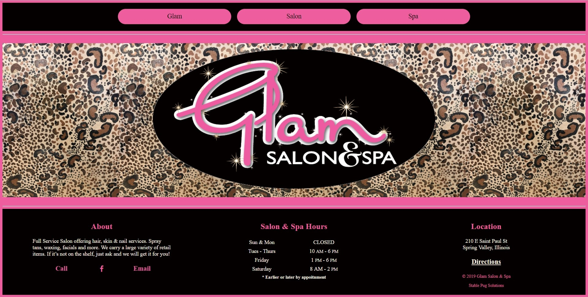 Glam Salon & Spa